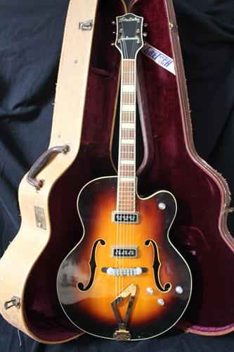 1954 Gretsch Model 6192 Electro II Cutaway Synchromatic
