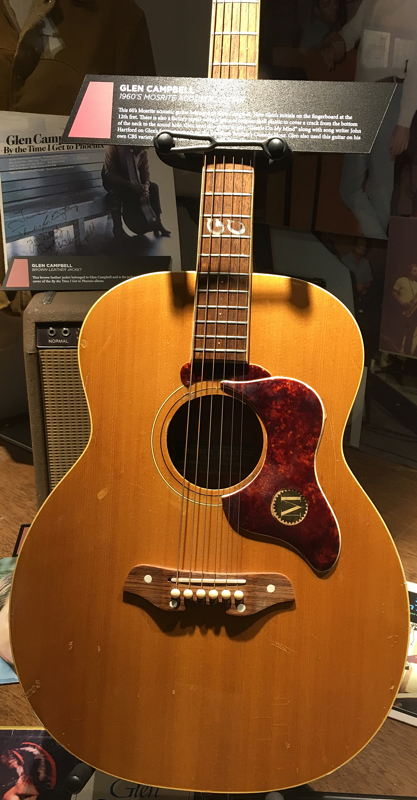 Glen Campbell's Mosrite Acoustic