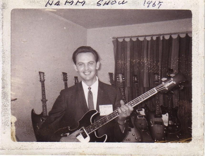 Bill Gruggett 1967