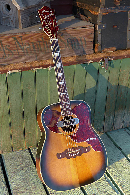Harmony Souring Acoustic