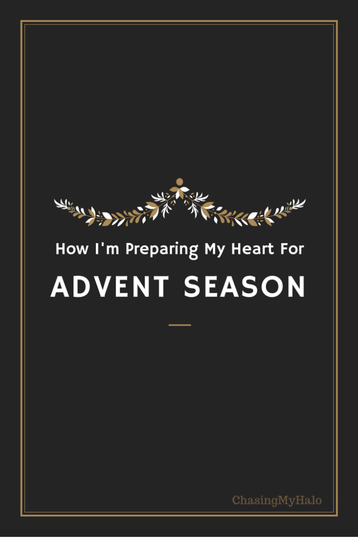 Preparing for Advent Season