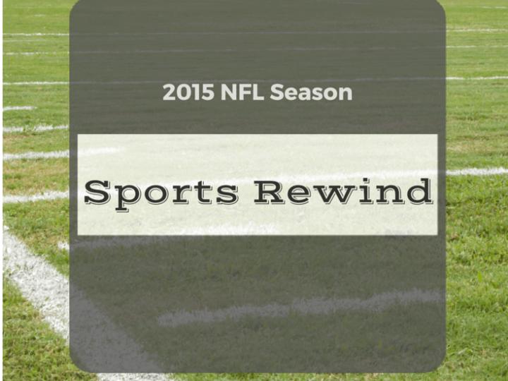 Sports Rewind 2015 Season