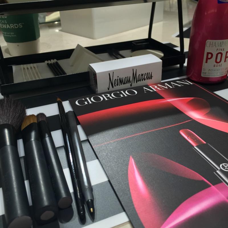 7 Makeup Tricks I Learned With Giorgio Armani 1