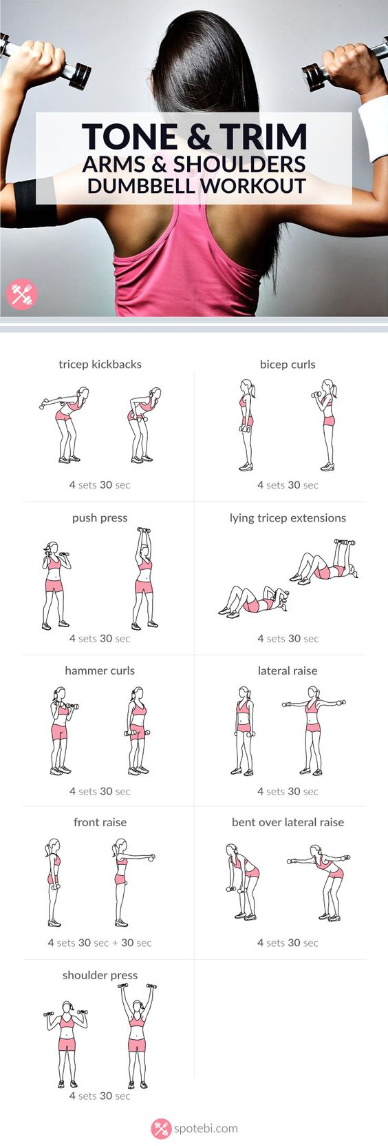 Spotebi Shoulder Workout