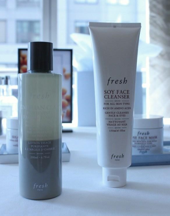Fresh Skincare (Blogger Tea)