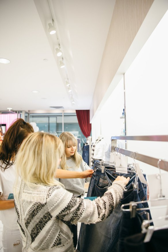 What is Fitcode Denim Fitlab? A JAG Jeans Event