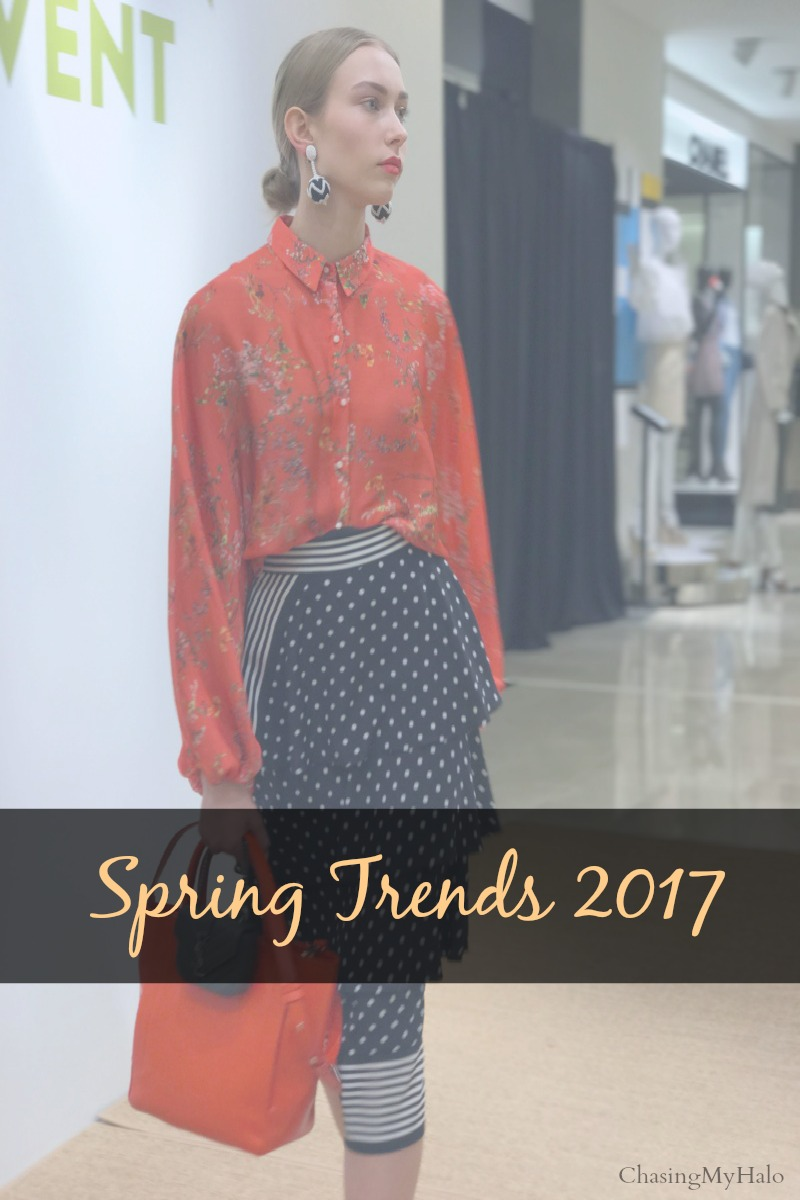 Spring Trends 2017