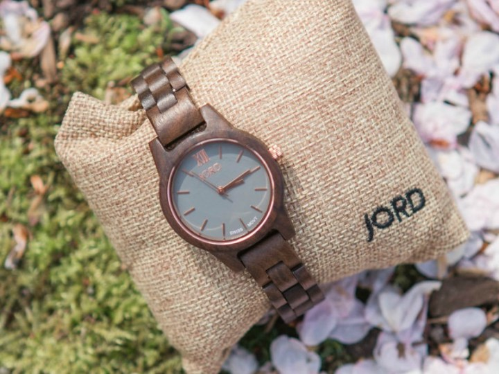 Spring is Blooming With JORD Watches