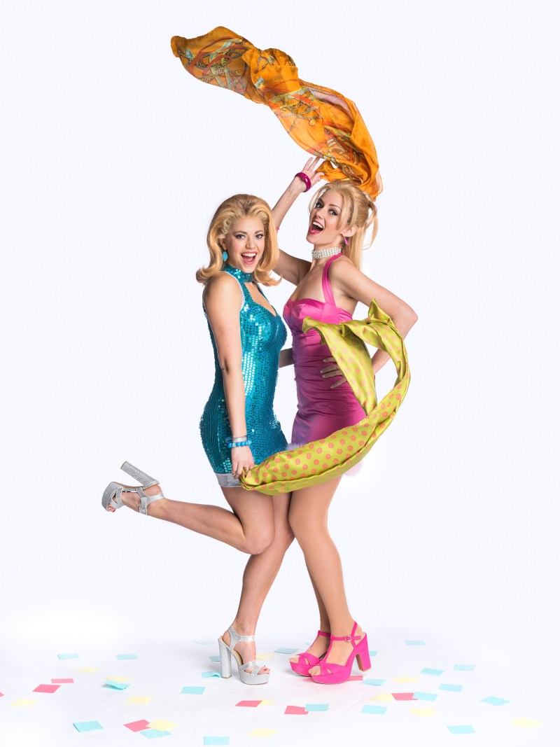 Romy and Michele's High School Reunion The Musical World Premiere Seattle