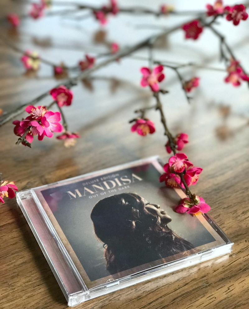 Mandisa Out of the Dark Review, Giveaway, and OOTD