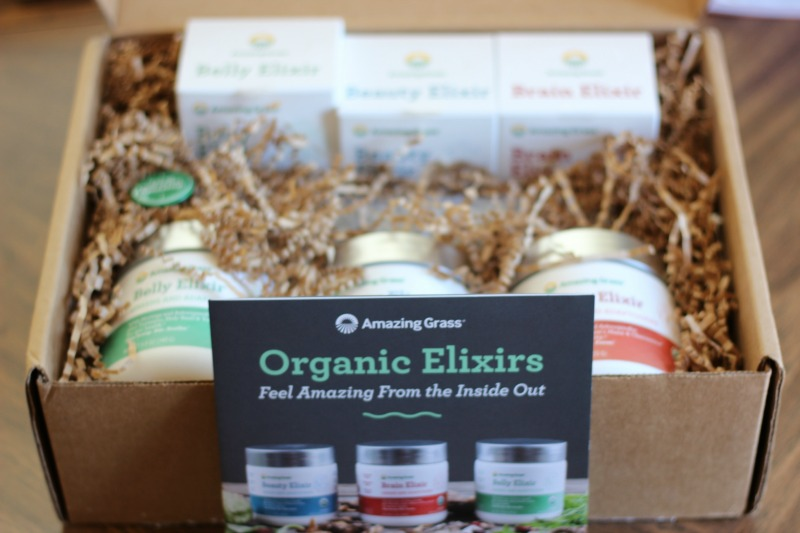Amazing Grass Elixirs and Effervescents - My Nutrition Hack