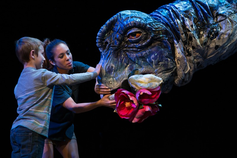 Erth's Dinosaur Live