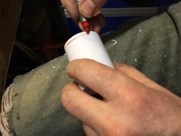 Shortening the coupler