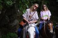 Salento Horses Ashley and Lindsy