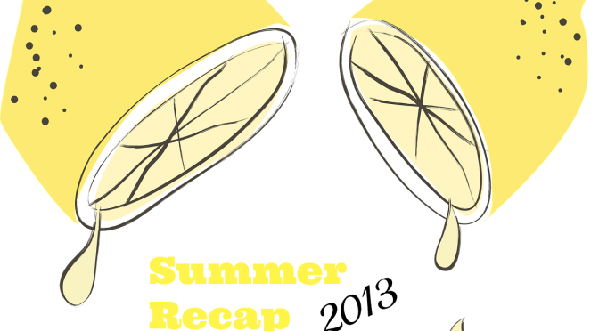 Summer failures…..and successes