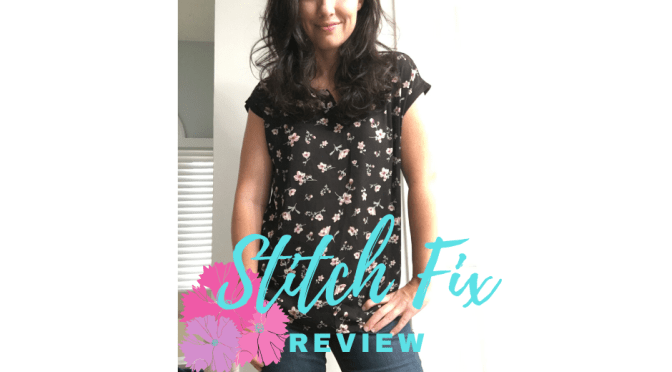 Stitch Fix Review, Tips, and Coupon Code!