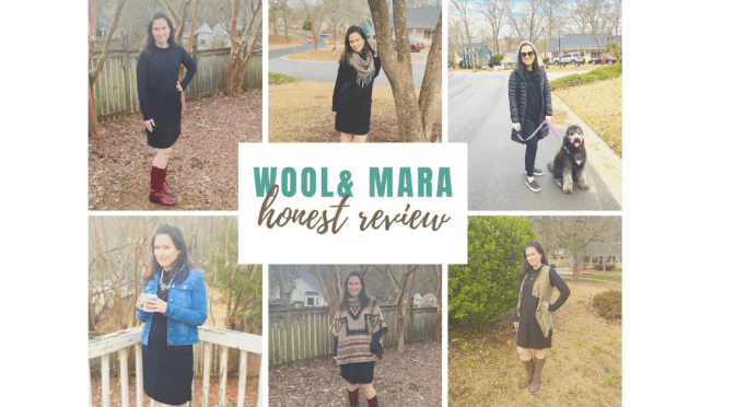 Wooland (Wool&) Mara Dress Review & Styling Tips
