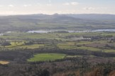 A view of the Shropshire countryside