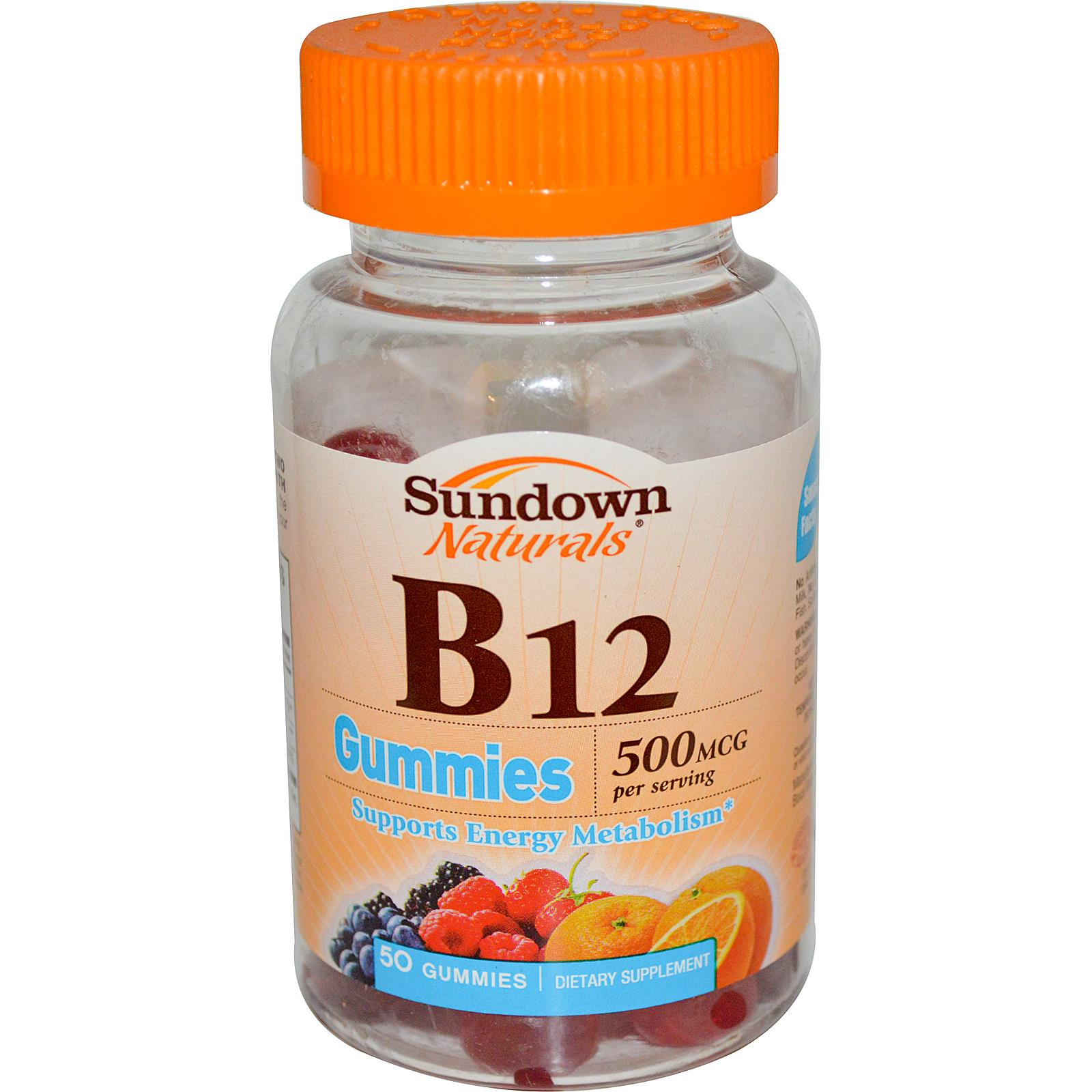 Sundown Naturals Vitamins Sundownnaturalsgummies