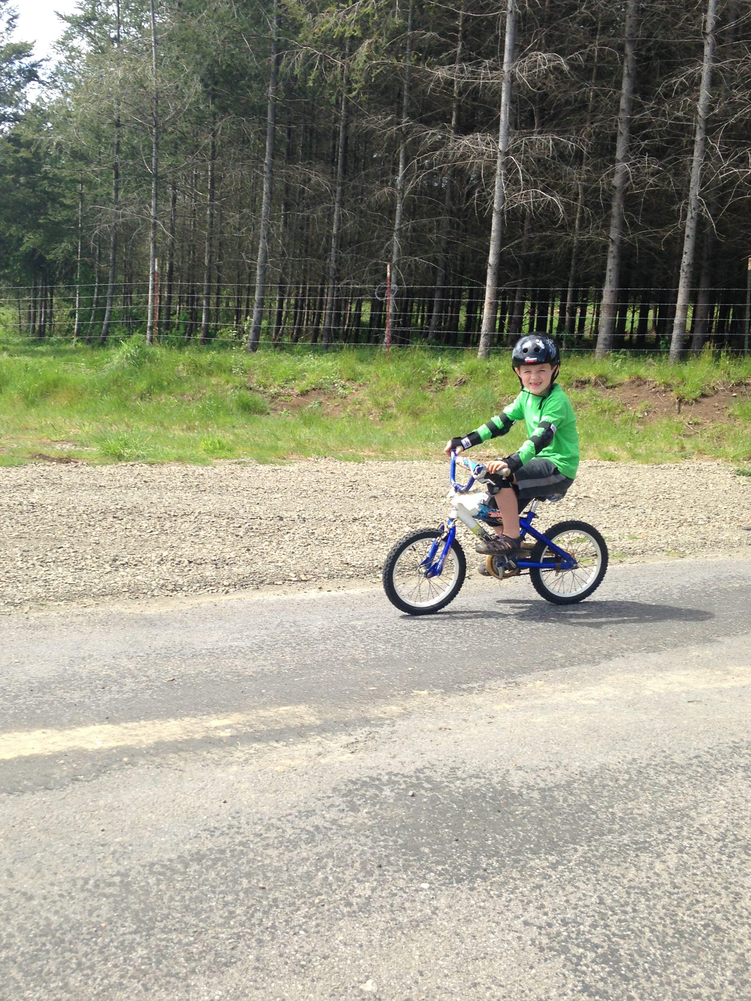 Bicycle Helmet Safety Worksheets