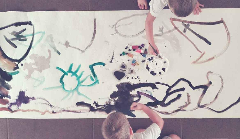 Disegno Bagno Per Bambini : Disegni dei bambini: cosa cè di meglio per decorare casa? u2022 chasing