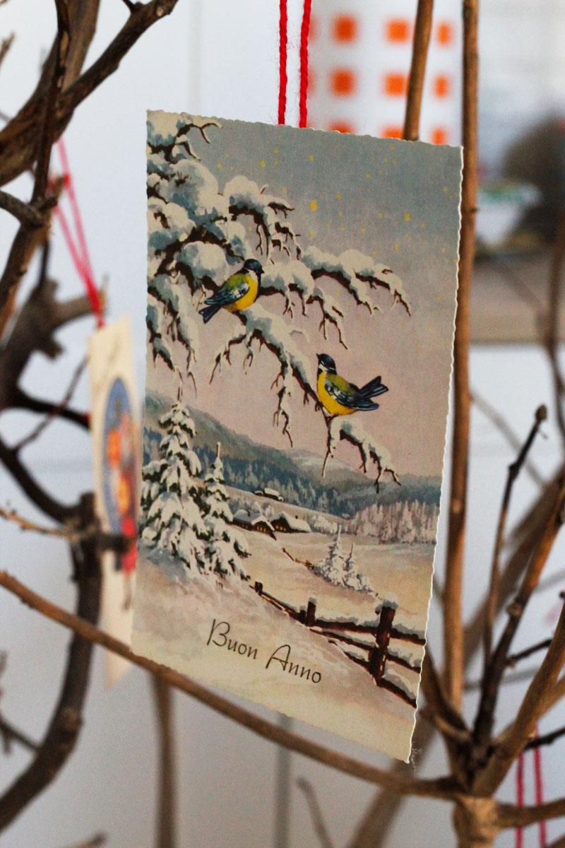 Immagini Vintage Natale.Cartoline D Altri Tempi Per Un Natale In Stile Vintage Chasing The Beauty