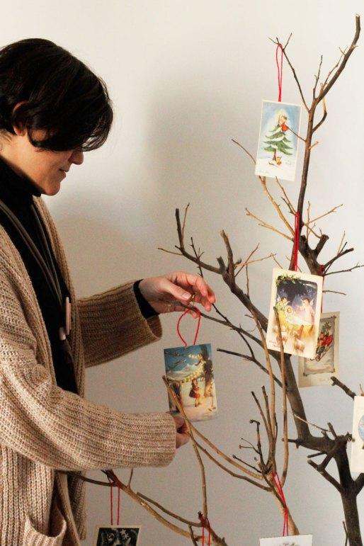 Addobbi Natalizi Vintage.Cartoline D Altri Tempi Per Un Natale In Stile Vintage Chasing The