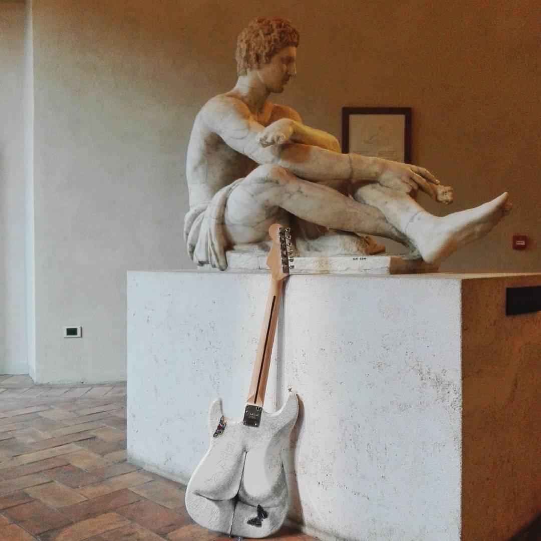 opera di piero fornasetti a palazzo altemps a roma