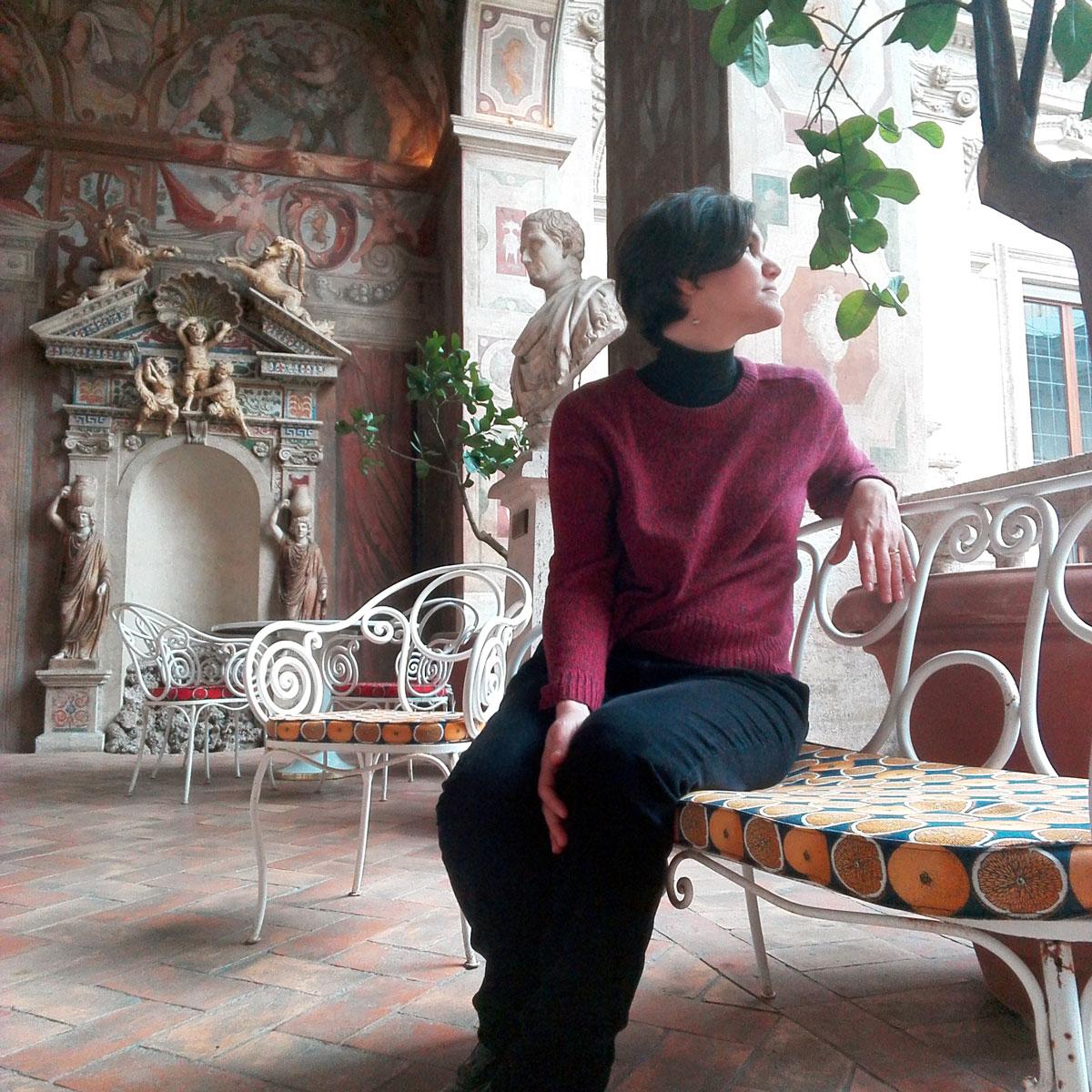 selfie a palazzo altemps