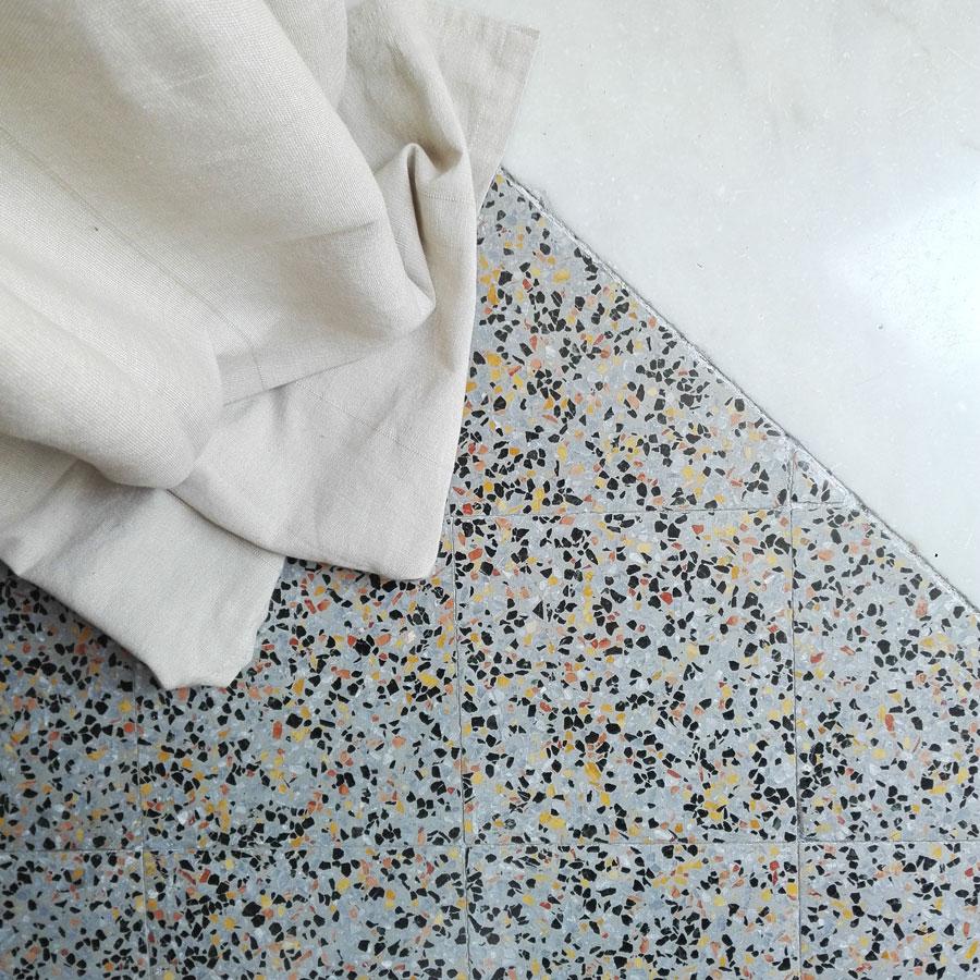 pavimento graniglia