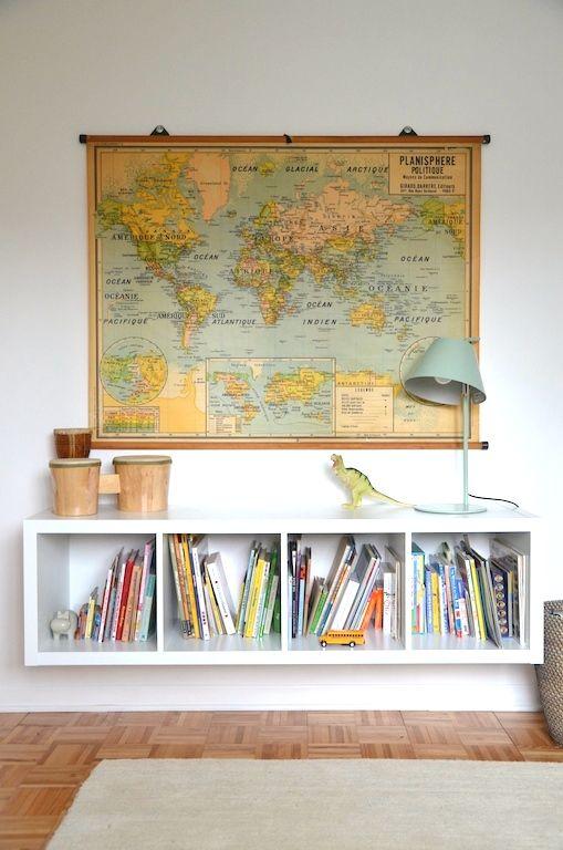 vecchia cartina geografica