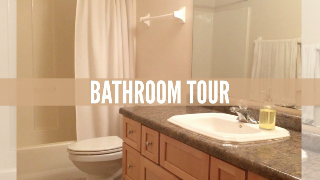 Minimalist Bathroom Tour