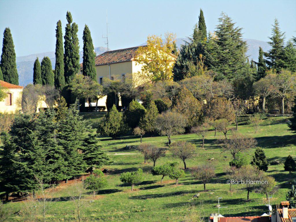 farm in Segovia