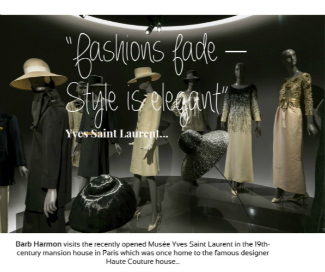 YSL Paris- Barb Harmon