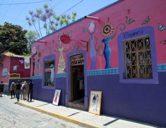 Cugini's In Ajijic, Mexico