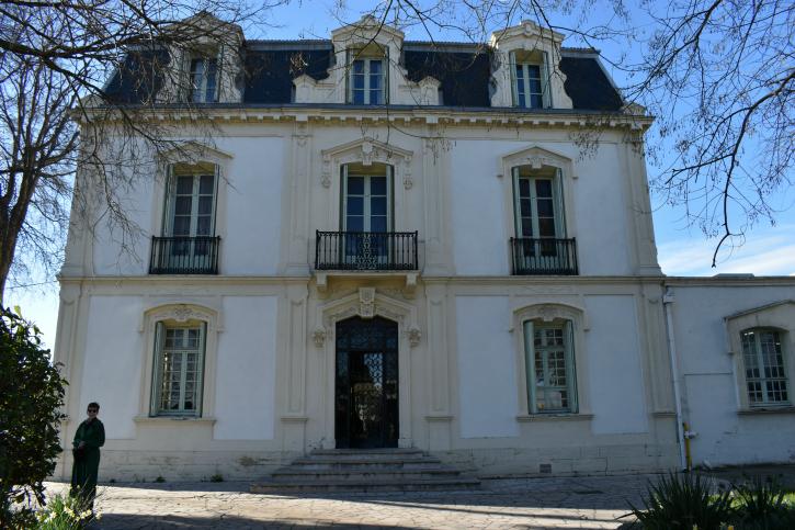 La Villa Mont Riant in Montpellier