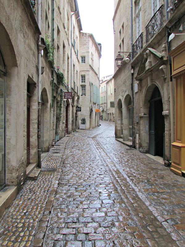 Street in Pézenas