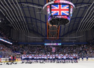 Gb Up To 20th In The World As 2020 Groups Set To Be Announced