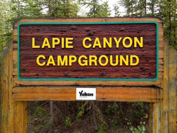 Lapie Canyon Campground