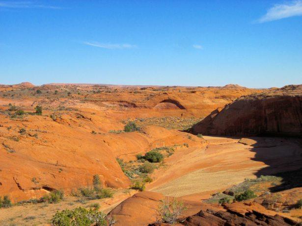 peekaboo spooky canyon vista