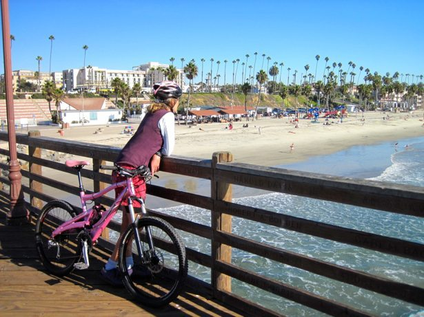 lee bike oceanside pier