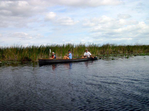 lee tim hunter canoe