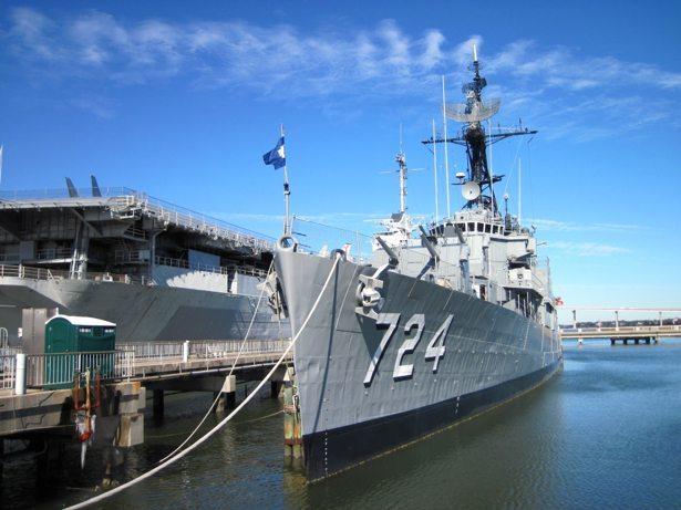 USS laffey 2