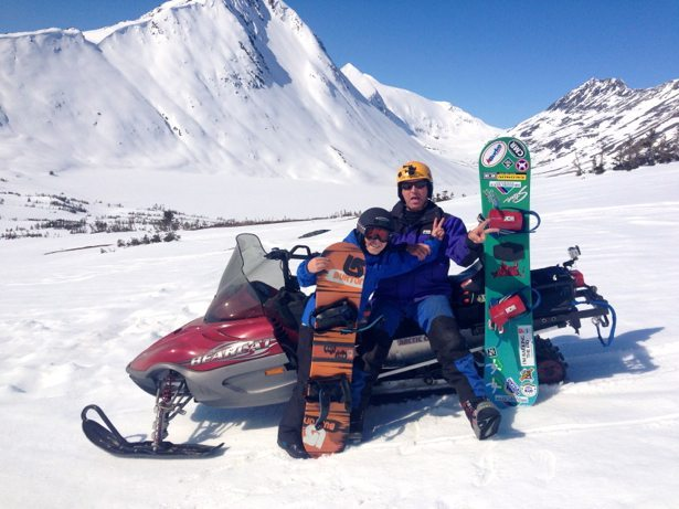 tim hunter snowmobile summit