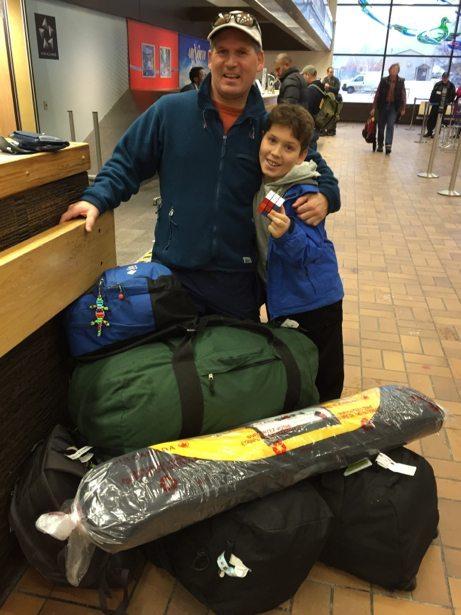 airport bags
