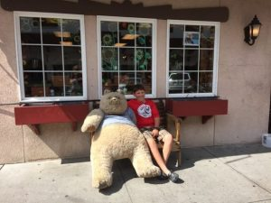 street front bear