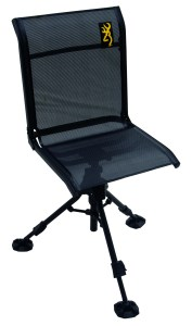 Browning Camping introduces the Shadow Hunter Blind Chair