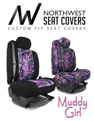 Moon Shine Camo® Partners with Northwest Seat Covers