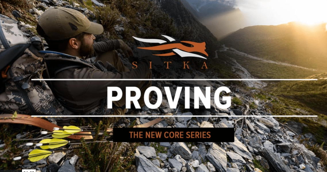 The New Sitka CORE Series