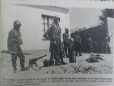 Tropas de ocupación en Catavi y Siglo XX (Presencia, junio de 1967)